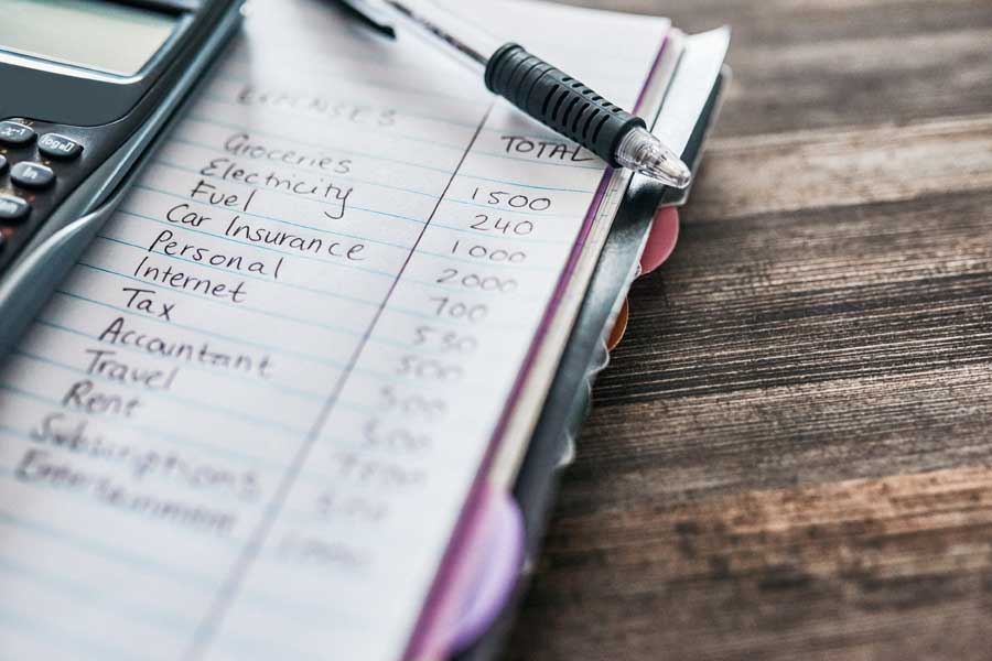 Do I need to list all my debts when I file Bankruptcy in Tucson?